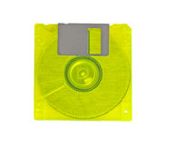 Oude floppy disk Stock Foto's