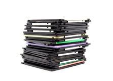 Oude floppy disk Royalty-vrije Stock Fotografie