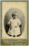 Oude foto. Royalty-vrije Stock Foto's