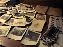 Oude Foto Stock Afbeeldingen