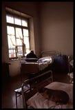 1992 Oude foto aan Psychiatic-het Ziekenhuis Royalty-vrije Stock Foto's