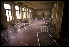 1992 Oude foto aan Psychiatic-het Ziekenhuis Royalty-vrije Stock Foto
