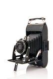 Oude fotocamera stock fotografie