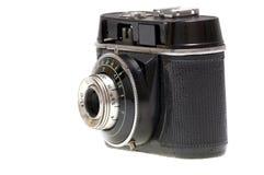 Oude fotocamera Stock Afbeelding