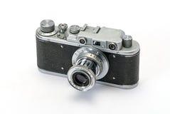 Oude fotocamera's Royalty-vrije Stock Fotografie