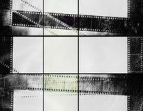 Oude fotografiefilm Stock Afbeelding
