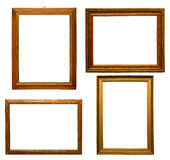 Oude frames Royalty-vrije Stock Foto's