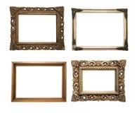 Oude frames serie Stock Afbeeldingen