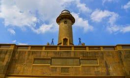 Oude Galle Buck Lighthouse in Colombo, Sri Lanka stock fotografie