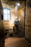 Oude Gaol van Melbourne Royalty-vrije Stock Foto