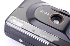 Oude geïsoleerdee camera Stock Afbeelding
