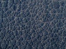 Oude Gebarsten Weg Asphalt Background Stock Afbeeldingen