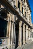 Oude gebouwen Royalty-vrije Stock Fotografie
