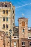 Oude gebouwen Stock Afbeelding