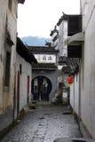 Oude gebouwen China Royalty-vrije Stock Afbeeldingen