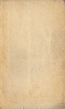 Oude gebruikte van het dekkingsboek textuur als achtergrond Stock Foto's