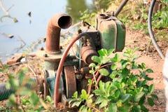Oude generator Royalty-vrije Stock Fotografie