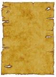 Oude gescheurde omhoog document achtergrond Royalty-vrije Stock Afbeelding