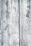 Oude geschilderde houten achtergrond Stock Foto