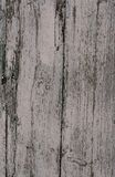 Oude geschilderde houten raad stock afbeelding
