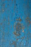 Oude geschilderde houten raad royalty-vrije stock foto