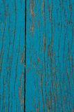 Oude geschilderde houten raad royalty-vrije stock foto's