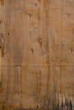 Oude geschilderde houten raad stock afbeeldingen