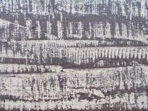 Oude geschilderde houten raad, clolse omhoog van houten oppervlakte royalty-vrije stock foto