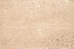 Oude geschilderde houten textuurachtergrond Stock Fotografie