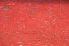 Oude geschilderde oppervlakte Royalty-vrije Stock Foto's