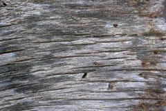 Oude gestraft houten Stock Afbeelding