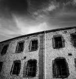 Oude gevangenis Royalty-vrije Stock Fotografie