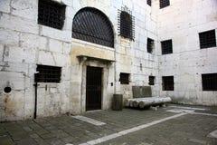 Oude gevangenis Royalty-vrije Stock Foto
