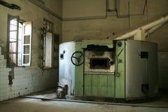 Oude gevangenis Stock Afbeeldingen
