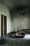 Oude gevangenisruimte Royalty-vrije Stock Foto
