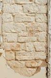 Oude geweven muur Royalty-vrije Stock Afbeeldingen