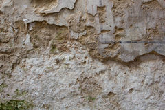 Oude geweven muur Royalty-vrije Stock Fotografie
