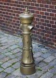 Oude gidrant Royalty-vrije Stock Foto's