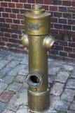 Oude gidrant Royalty-vrije Stock Foto
