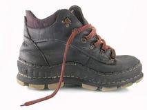 Oude goede schoenen Royalty-vrije Stock Afbeeldingen
