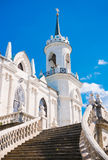 Oude gotische kerk Stock Foto's