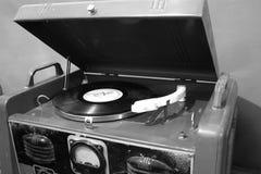 Oude grammofoon Royalty-vrije Stock Fotografie