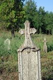Oude graven Royalty-vrije Stock Foto