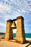 Oude Griekse bels Stock Afbeeldingen