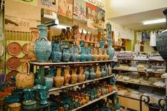 Oude Griekse vazen met ornament royalty-vrije stock afbeelding