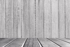 Oude grijze houten muur, geschikt voor gebruik als achtergrondafbeeldingen royalty-vrije stock fotografie