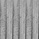Oude grijze houten plankentextuur stock illustratie