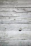 Oude grijze houten vloer Stock Foto's