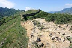 oude Grote Muur Stock Afbeeldingen