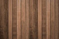 Oude grunge donkere geweven houten achtergrond, de oppervlakte van ol Royalty-vrije Stock Afbeeldingen